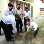 Environment Day Celebration with Spark Minda Corporation and Sharp Developments